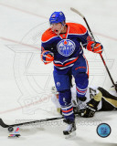 Ryan Nugent-Hopkins 1st NHL Goal 2011-12 Action Photo