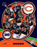 Chicago Bears 2011 Team Composite Photo