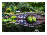 The Tolkienesque Bridge Premium Photographic Print by Trey Ratcliff
