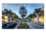 Play in Beverly Hills, Shop in Beverly Hills Premium Photographic Print by Trey Ratcliff