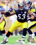 Maurkice Pouncey 2011 Action Photo