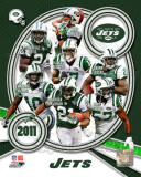 New York Jets 2011 Team Composite Photo