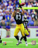Heath Miller 2011 Action Photo