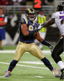Robert Quinn 2011 Action Photo