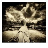Meditation Premium Photographic Print by Trey Ratcliff
