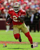 Frank Gore 2011 Action Photo