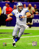 Matt Stafford 2011 Action Photo