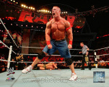 John Cena 2011 Action Photo