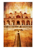 Romance in India Premium Photographic Print by Trey Ratcliff