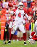 Kevin Kolb 2011 Action Photo