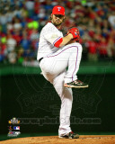 C.J. Wilson Game 5 of the 2011 MLB World Series Action(20) Photo
