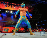 Sin Cara 2011 Action Photo