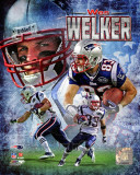 Wes Welker 2011 Portrait Plus Photo