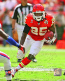 Jamaal Charles 2011 Action Photo