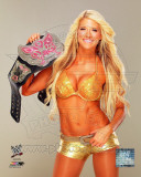 Kelly 2011 with Championship Belt Photo