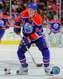 Ryan Smyth 2011-12 Action Photo