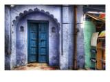 The Purple Portal Premium Photographic Print by Trey Ratcliff