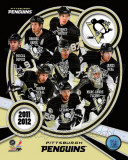 Pittsburgh Penguins 2011-12 Team Composite Photo