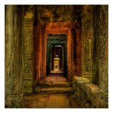 The Secret Passageway to the Treasure Premium Photographic Print by Trey Ratcliff