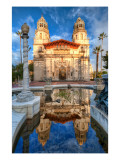 Hearst Castle in San Simeon Premium Photographic Print by Trey Ratcliff