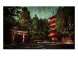 Ancient Nikko Premium Photographic Print by Trey Ratcliff