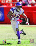 Percy Harvin 2011 Action Photo