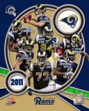 St. Louis Rams 2011 Team Composite Photo