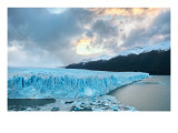 Deep into the Patagonia Glacier Premium Photographic Print by Trey Ratcliff