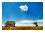 The Lonely Trinity Premium Photographic Print by Trey Ratcliff
