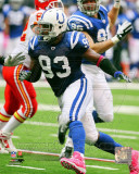 Dwight Freeney 2011 Action Photo