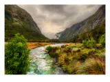 River to the Maelstrom Premium Photographic Print by Trey Ratcliff