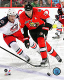 Jason Spezza 2011-12 Action Photo