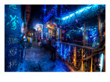 Late NIght in Old China Premium Photographic Print by Trey Ratcliff