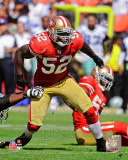 Patrick Willis 2011 Action Photo
