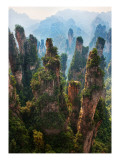 Pandora from Avatar Premium Photographic Print by Trey Ratcliff