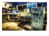 Univac Premium Photographic Print by Trey Ratcliff