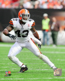T.J. Ward 2011 Action Photo