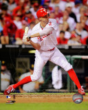Hunter Pence 2011 Action Photographie