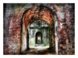 The Endless Tunnel Premium Photographic Print by Trey Ratcliff