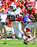 C.J. Spiller 2011 Action Photo