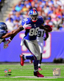 Hakeem Nicks 2011 Action Photo