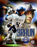 Ryan Braun 2011 Portrait Plus Photo