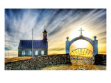Another Sunday in Iceland Premium Photographic Print by Trey Ratcliff