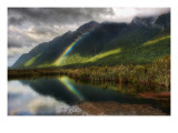 Deep in the South of New Zealand Premium Photographic Print by Trey Ratcliff