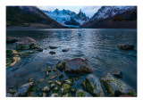 An Icy Cold Evening Premium Photographic Print by Trey Ratcliff