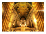 The Pillars of God Premium Photographic Print by Trey Ratcliff
