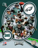 Philadelphia Eagles 2011 Team Composite Photo