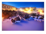 The Milky White Geothermal Occurrence Premium Photographic Print by Trey Ratcliff