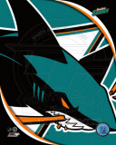 San Jose Sharks 2011 Team Logo Photo