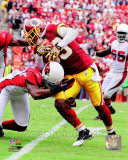 Santana Moss 2011 Action Photo